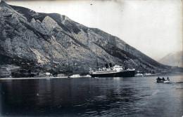 Montenegro - Kotor - Bateau - Montenegro