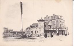 91----CORBEIL---pont Féret--voir 2 Scans - Corbeil Essonnes