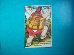 Carte Postale Ancienne à Système De Fouesnant (29) - Mechanical