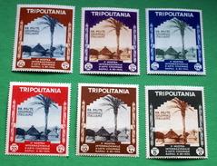 ITALIA , 1934  TRIPOLITANIA, FIERA ARTE COLONIALE  MH* - Tripolitania
