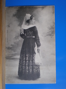 Mariée De BANNALEC étude Du Costume - Bannalec