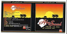 Afro Sound, Musiche Dal Continente Nero - Musiche Del Mondo