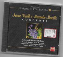 Barocco Italiano Antonio Vivaldi E Benedetto Marcello Nuovo Incelofanato - Classical