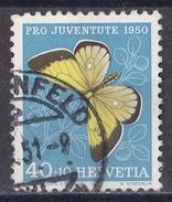 Lb_ Schweiz - Mi.Nr. 554 - Gestempelt Used - Pro Juventute - Gebruikt