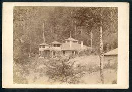 PETROW - Haus, FOTO 160 Mm X 110 Mm, Um 1900 - Ansichtskarten