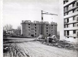 MARSEILLE-LA ROSE - Travaux D' Aménagement Pour Constructions De Logements - Phot : Henri Delleuse - Marseille) (PH 252) - Lieux