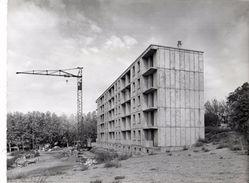 MARSEILLE-LA ROSE - Travaux D' Aménagement Pour Constructions De Logements - Phot : Henri Delleuse - Marseille) (PH 254) - Lieux