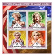SOLOMON ISLANDS 2017 Movie Marilyn Monroe - Solomon Islands (1978-...)