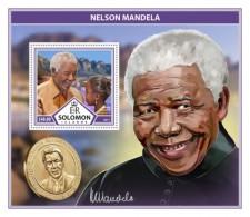 SOLOMON ISLANDS 2017 Nelson Mandela - Solomon Islands (1978-...)