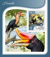 SOLOMON ISLANDS 2017 Hornbills - Solomon Islands (1978-...)