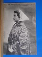 MORLAIX : La Coiffe à Cornette, Costume De Mariée - Morlaix