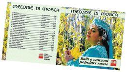 Melodia Di Mosca Musiche E Canzoni Popolari Russe - Musiche Del Mondo