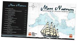 Mare Nostrum Antologia Di Musica Mediterranea - Musiche Del Mondo