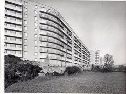 MARSEILLE-LA ROSE - Travaux D' Aménagement Pour Constructions De Logements - Phot : Henri Delleuse - Marseille) (PH 274) - Lieux