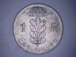 BELGIQUE - 1 FRANC 1951 - 1945-1951: Regencia