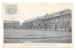 (17164-59) Aniche - La Place De La Mairie - France