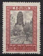 """Marienkirche"", 5 Gulden; 210; ** - Danzig"