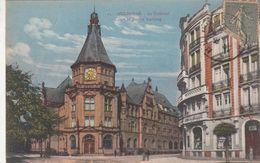 Cp , 68 , MULHOUSE , Le Tribunal - Mulhouse