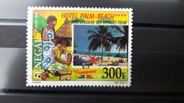 SENEGAL 1998 YT 1285AE - Hotel Palm Beach - Tourism Tourisme - USED - Senegal (1960-...)