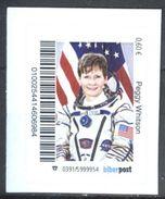 Biber Post Peggy Whitson (NASA Astronautin) (60)   G244 - [7] Repubblica Federale