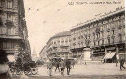 MILANO - Via Dante E Mon. Parini - Formato Piccolo - Milano