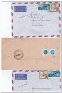 Nepal, 3 Envelopes - Nepal