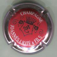CAPSULE-CHAMPAGNE JOANNES-LIOTE & FILS N°06 Rose, Contour Rosé - Andere