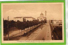 Il Collegio E Il Santuario Dei PP. Missionari Di RHO (Milano) - Formato Piccolo - Rho
