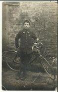 Militaire Du 31 BCP. A Quelques Heures De Son Départ Au Front. Carte Photo Envoyée De Corlée (52) - Guerre 1914-18