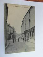 EPERNON Rue Drouot RARE Animée    28 Eure Et Loir - Epernon