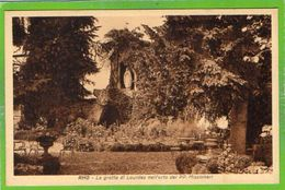 RHO - La Grotta Di Lourdes Nell'orto Dei PP. Missionari - Formato Piccolo - Rho
