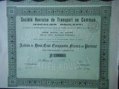 HAVRAISE De TRANSPORT En COMMUN Escalier Roulant  1926 Rue Flauvert LE HAVRE - Chemin De Fer & Tramway