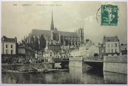 CATHÉDRALE ( CÔTÉ NORD ) - AMIENS - Amiens