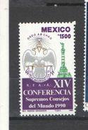 Messico PO 1990 Conf.Consigli Mundo Scott.1667+ See Scans Nuovi - Mexico