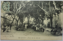 PLACE DE LA LIBERTÉ - BANDOL - Bandol