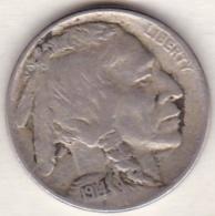 ETATS-UNIS . FIVE CENTS 1914 . BUFFALO - Federal Issues