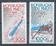 Mali Poste Aérienne YT N°289/290 Opération Viking Neuf ** - Mali (1959-...)
