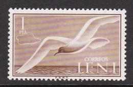 IFNI 1954 - Sello Nuevo Sin Fijasellos Edifil Nº 109 -MNH- - Ifni