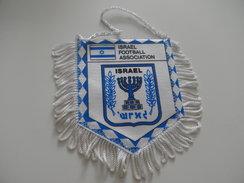 Fanion Football - FEDERATION - ISRAEL - Habillement, Souvenirs & Autres