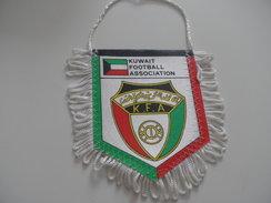 Fanion Football - FEDERATION - KOWEIT - Habillement, Souvenirs & Autres