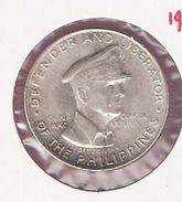 PHILIPPIJNEN 50 CENTAVOS 1947S SILVER UNC. TYPE COIN - Philippines