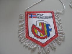Fanion Football - FEDERATION - NORVEGE - Habillement, Souvenirs & Autres