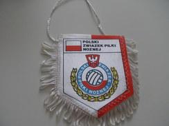 Fanion Football - FEDERATION - POLOGNE - Habillement, Souvenirs & Autres