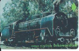Train Locomotice Train Télécarte Turquie Phonecard Telefonkarte  (S. 817) - Turquie