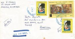 El Salvador 1977 Acajutla Anti-slavery Abolotion Central America Overprint Child Cover - El Salvador