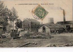 GIRONCOURT SUR VRAINE - Entrée De La Verrerie - France