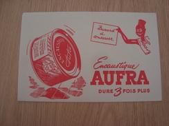BUVARD ENCAUSTIQUE AUFRA - Buvards, Protège-cahiers Illustrés