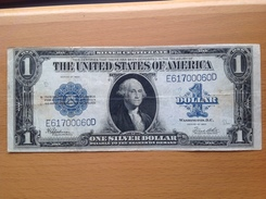 USA 1 Dollar 1923 - Federal Reserve Notes (1914-1918)