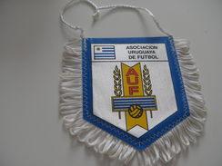 Fanion Football - FEDERATION - URUGUAY - Habillement, Souvenirs & Autres