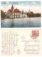 HUNGARY - BUDAPEST - M. Kir. Mezögazdasagi Muzeum - From Budapest To Copenhagen 1921 - - Hongrie